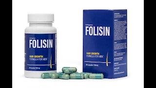 Folisin to prevent hair loss in men.
