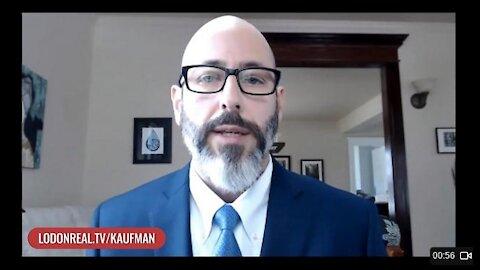 DR. Andrew KAUFFMAN - Každého človeka na Zemi chceme geneticky modifikovať vakcínou