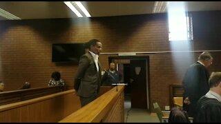 UPDATE 1 - Convicted rapist Brickz must get 10 years - prosecutor (UmY)