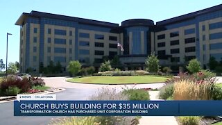Church Buys Building for $35 Million