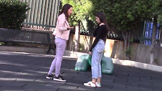 Social experiment: What happens when a mother abuses her daughter?