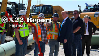 Ep. 2548a - Trump Confirms, Infrastructure Is The Beginning Of The Green New Deal