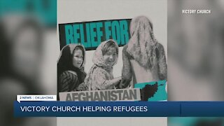 Victory Church Helping Refugees