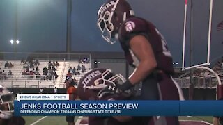 Jenks football season preview