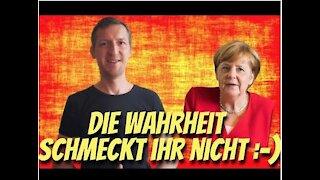 Was Merkel nicht hören will: die US-Wahl ist noch lange nicht beendet & Wahrheit währt am längsten