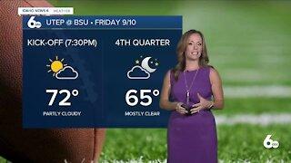 Rachel Garceau's Idaho News 6 forecast 9/8/21