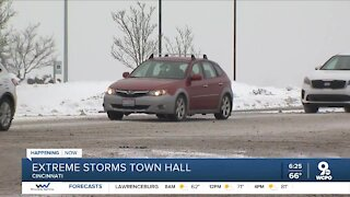 Increase in extreme storms could mean change in plans for city of Cincinnati