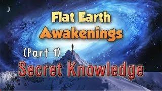Flat Earth AWAKENINGS Nikola Tesla, Hitler & the CONSTRUCT