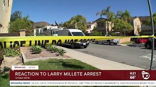 Neighbors react to arrest of missing Chula Vista mom Maya Millete's husband
