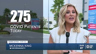 Polk Co. health leaders: COVID-19 cases, hospitalizations are at an all-time high; urge vaccination