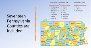 Dr. Douglas Frank: Detailed Analysis of the State of Pennsylvania