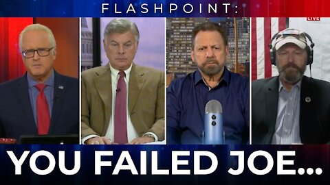 FlashPoint: You Failed Joe...   Phil Waldron, Lance Wallnau, Mario Murillo (8/17/21)