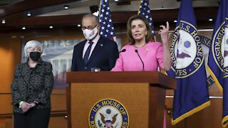 """Top Democrats Announce """"Framework"""" To Fund $3.5T Infrastructure Bill"""