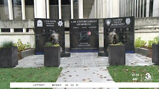 Memorial for fallen law enforcement unveiled in Lincoln