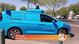 Waymo and AZCEND deliver thousands of meals to the Gilbert Senior Center