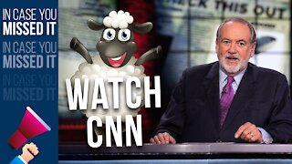 The SECRET to Becoming a Sheep (CNN is the KEY)   ICYMI   Huckabee