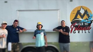 Mile Hi Island Grill: Littleton man's custom-built food trailer stolen Saturday morning