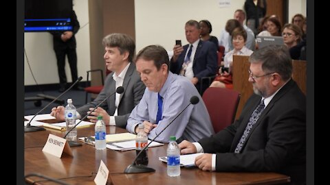 Arizona Audit Progress Hearing Highlights / Voters removed from voter rolls