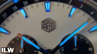 San Martin SN018 Chronograph Review