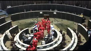 SOUTH AFRICA - Johannesburg - New Joburg Mayor - Geoff Makhubo (Video) (3y4)