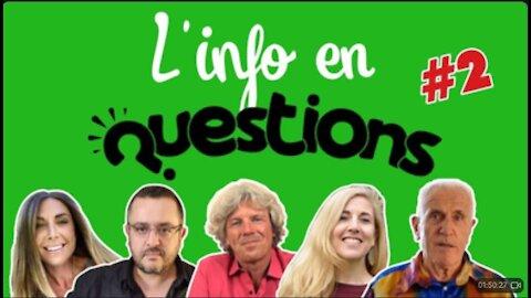 L'info en QuestionS #2 - émission du 18 juin 2020