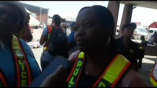 SOUTH AFRICA - Durban - Police SAPS App launch (Video) (KFm)