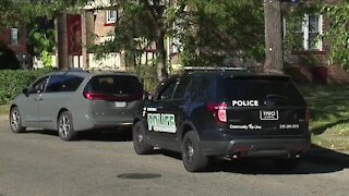 Cleveland Heights police recover stolen vehicle with 3 children inside