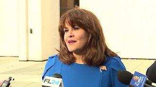 Sen. Annette Taddeo seeks to become Florida's first woman governor