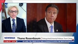 NY PROSECUTORS ANNOUNCE FINDINGS AGAINST GOV. CUOMO
