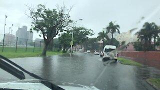SOUTH AFRICA - Durban - Heavy rains in Durban (Videos) (CLT)