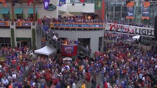 Kansas City hopes improvements increase convention odds