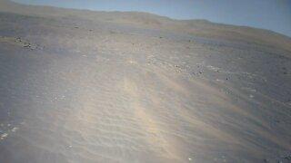 Mars Ingenuity Helicopter Captures Stunning Images of Martian Landscape
