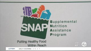 Those who receive SNAP benefits will see a 21% increase beginning in October