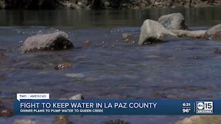 Arizona counties, towns battle over Colorado River water rights