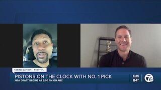 ESPN analyst Jalen Rose previews Pistons top pick in NBA Draft