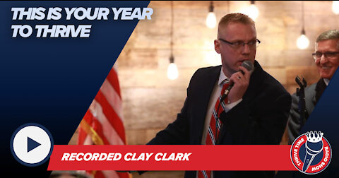 Lyrical Miracle - This Is Your Year to Thrive - Recorded by Clay Clark