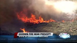 Goodwin and Frye Fire Updates 6/29