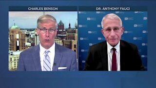 Full interview: 1-on-1 with Dr. Anthony Fauci