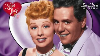 Be a part of the Lucy Desi mosaic mural