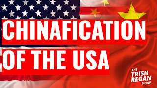 """It's The """"Chinafication"""" of the USA - Trish Slams Biden's 'Big Brother' Moves"""