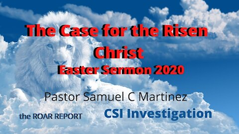 The Case for the Risen Christ