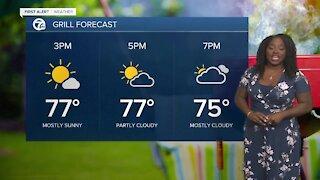 7 First Alert Forecast 11 p.m. Update, Friday, September 3