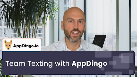 Improve Your Customer Service With Team Texting | AppDingo