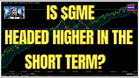 IS GME HEADED HIGHER IN THE SHORT TERM