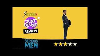Serious Men Review   Nawazuddin Siddiqui   Just Binge Review   SpotboyE