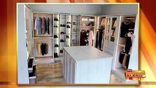 Get Organized with a Custom Closet Design