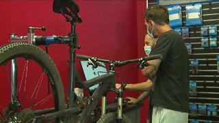 Nationwide shortage impacts Colorado bike shops