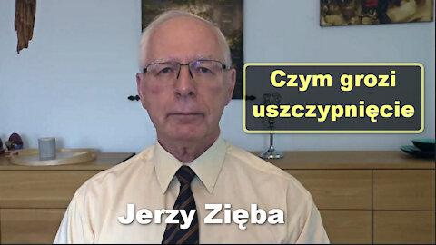 Czym grozi uszczypnięcie - Jerzy Zięba
