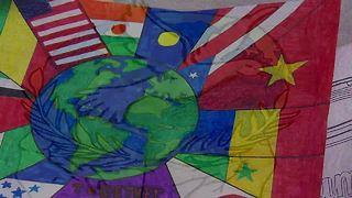 Jenks world flag
