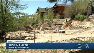 Mt. Lemmon Hotel still plans a summer opening